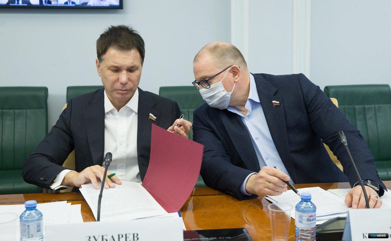 Член Совфеда от Карелии Игорь ЗУБАРЕВ призвал к универсализированному подходу ко всем объектам. Фото пресс-службы СФ