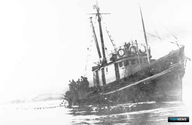 Каждый центнер пойманной рыбы – удар по врагу! Фото из архива АО «Дальрыба»