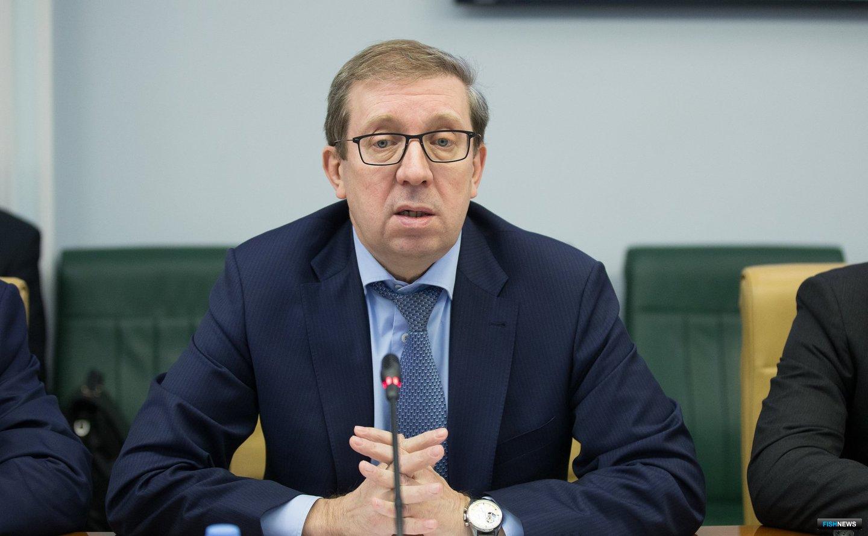 Председатель профильного комитета Алексей МАЙОРОВ рассказал об обращении властей Камчатки. Фото пресс-службы СФ