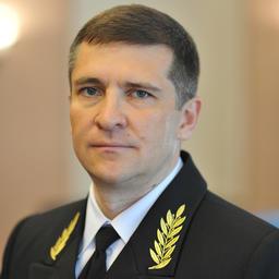 Руководитель Приморского теруправления Росрыболовства Андрей ГИНКЕЛЬ