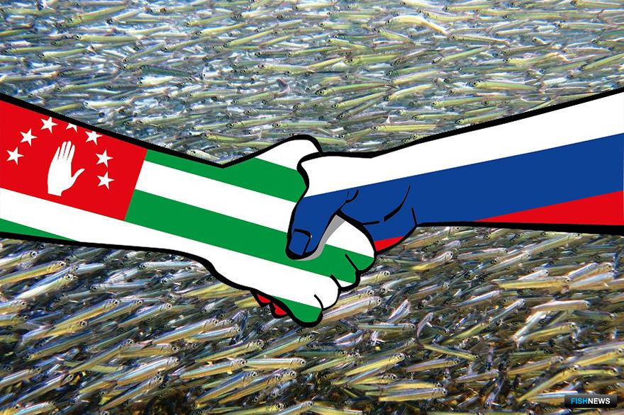Россия и Абхазия обсудят вопросы хамсовой путины