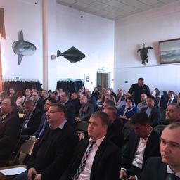 Представители регионов собрались на заседании научно-промыслового совета во Владивостоке