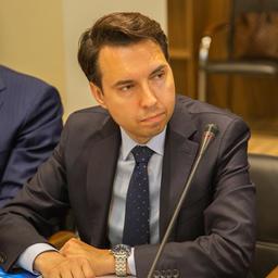 Представитель ГК ФОР Сергей МАШКАРЕНКО
