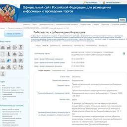 Документация к аукциону размещена на сайте torgi.gov.ru