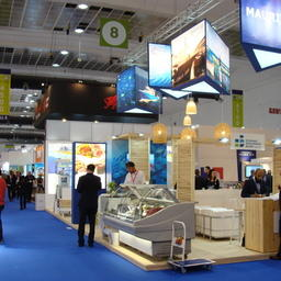 Выставка Seafood Expo Global / Seafood Processing Global в Брюсселе