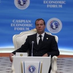 Дмитрий Медведев: На оздоровление Волги предусмотрели 200 миллиардов