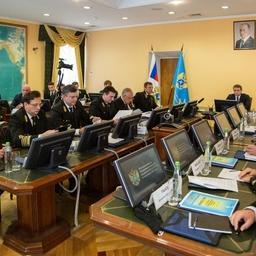 Заседание коллегии Росрыболовства