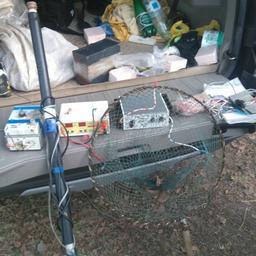 Электроудочка, изъятая в Ленинградской области. Фото пресс-службы СВТУ ФАР