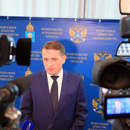 Руководитель Росрыболовства Илья ШЕСТАКОВ предложил установить запрет на дальнейшее коммерческое использование уловов любительского рыболовства. Фото пресс-службы ФАР