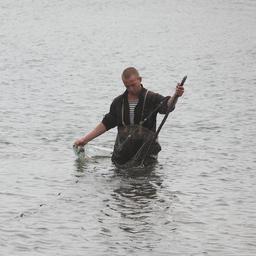 Не всякая рыбалка жаберными сетями законна