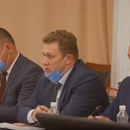 О мониторинге утилизации рыбных отходов рассказал министр рыбного хозяйства Камчатки Андрей ЗДЕТОВЕТСКИЙ