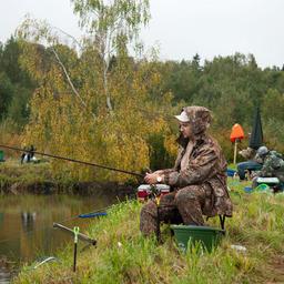 Любительская рыбалка в Подмосковье
