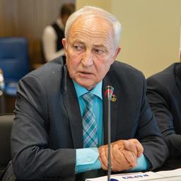 Зампредседателя Союза рыбопромышленников и предпринимателей Камчатки Евгений КАБАНОВ