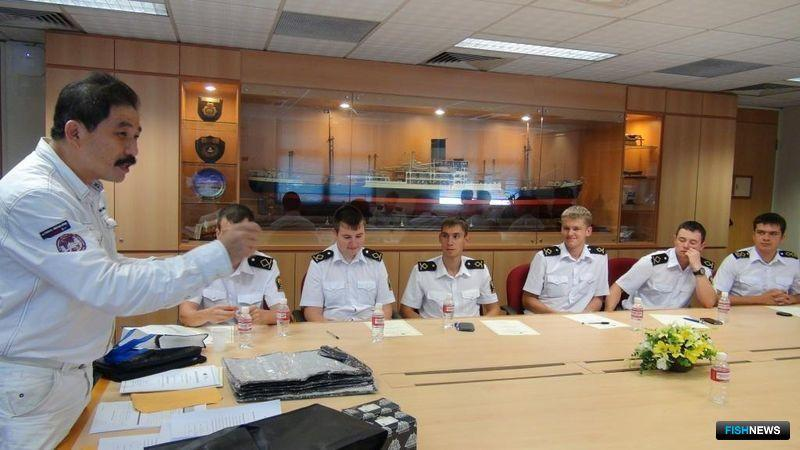 фото владивостокских курсантов мореходов теперь вернемся